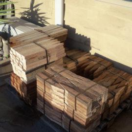 Garden Edging/Timber Pegs