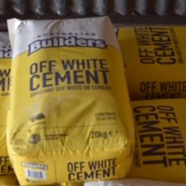 Bagged Cement Products